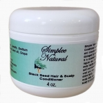 Simplee Natural Black Seed Hair & Scalp Conditione