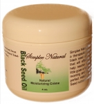 Simplee Natural Black Seed Oil Moisturizing Creme